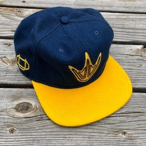 Nike Oregon Ducks Hat w/ Leather Strap